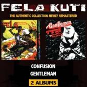 Fela Kuti - Confusion + Gentleman (2CD) (cover)