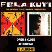 Fela Kuti - Open & Close + Afrodesiac (2CD) (cover)