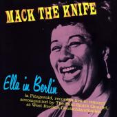 Fitzgerald, Ella - Ella In Berlin (Mack the Knife) (Blue Vinyl) (LP)