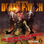 Five Finger Death Punch - Wrong Side of Heaven and the Righteous Side of Hell Vol. 1 (2LP)
