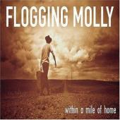 Flogging Molly - Within A Mile From Home (LP) (cover)