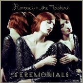 Florence & The Machine - Ceremonials (LP) (cover)