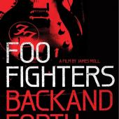 Foo Fighters - Back And Forth (DVD) (cover)