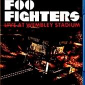 Foo Fighters - Live At Wembley Stadium (BluRay) (cover)