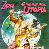 Zappa, Frank - The Man From Utopia (cover)
