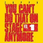 Zappa, Frank - You Can't Do That On Stage Anymore Vol. 1 (cover)