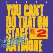 Zappa, Frank - You Can T Do That On Stage Anymore Vol. 2 (cover)