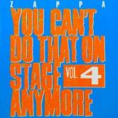 Frank Zappa - You Can't Do That On Stage Anymore Vol. 4 (2CD) (cover)