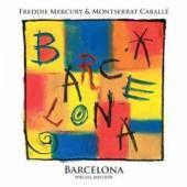 Mercury, Freddie & Montserrat Caballe - Barcelona (Special Edition) (cover)