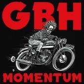 G.B.H. - Momentum (Red Vinyl) (LP+Download)