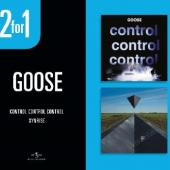 GOOSE - Control Control Control + Synrise (2CD)