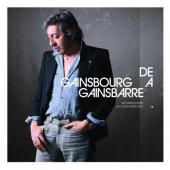 Gainsbourg, Serge - De Gainsbourg A Gainsbarre (Best Of) (cover)