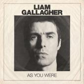 Gallagher, Liam - As You Were (White Vinyl) (LP)