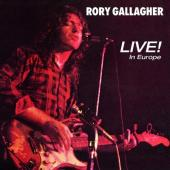 Gallagher, Rory - Live In Europe (LP+Download)