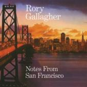 Gallagher, Rory - Notes From San Francisco (LP)