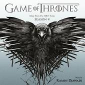 Game Of Thrones 4 (OST by Ramin Djawadi) (Clear Vinyl) (2LP)