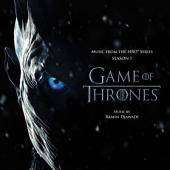 Game of Thrones (Season 7) (OST By Ramin Djawadi) (2LP)