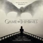 Game of Thrones 5 (OST by Ramin Djawadi) (Blue Vinyl) (2LP)