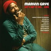 Gaye, Marvin - Let's Get It On... Live (Red Vinyl) (2LP)