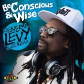 General Levy & Joe Ariwa - Be Conscious and Wise (LP)