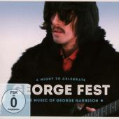 George Fest A Night To Celebrate The Music Of George Harrison (2CD+DVD)