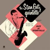 Getz, Stan (Quintet) - Jazz At Storyville (LP)