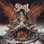 "Ghost - Prequelle (Gold Vinyl) (LP+7"")"