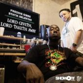 Gibbs, Freddie & Statik Selektah - Lord Giveth, Lord Taketh Away (LP)
