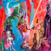 Goat Girl - Goat Girl (Violet Vinyl) (LP)