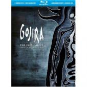 Gojira - Flesh Alive (Limited Edition Deluxe Bluray) (cover)