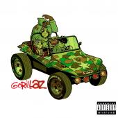 Gorillaz - Gorillaz (LP) (cover)