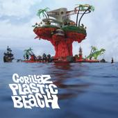 Gorillaz - Plastic Beach (LP) (cover)