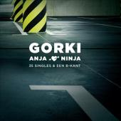 Gorki - Anja - Ninja: 35 Singles En Een B-Kant (2CD) (cover)