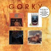 Gorky (Gorki) - Box (4X7INCH)