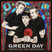Green Day - Greatest Hits (God's Favorite Band) (2LP)