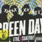 Green Day - Tre & Cuatro (CD+DVD) (cover)