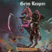 Grim Reaper - See You In Hell (Flaming Coloured Vinyl) (LP)