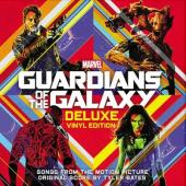 Guardians Of The Galaxy (OST) (Deluxe Vinyl Edition) (2LP)