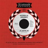 "Hitsville Drunks - JC Says JC (7"")"