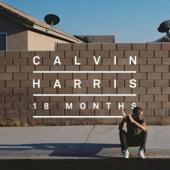 Harris, Calvin - 18 Months (cover)