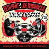 Hart, Beth & Joe Bonamassa - Black Coffee (Limited) (Coloured Vinyl) (2LP+Download)