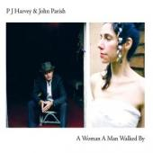 Harvey, P.J. / Parish, J. - A Woman A Man Walked By (cover)