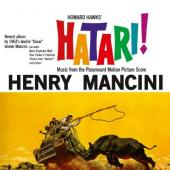 Hatari! (OST By Henry Mancini) (LP)