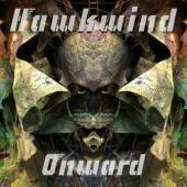 Hawkwind - Onward (LP) (cover)