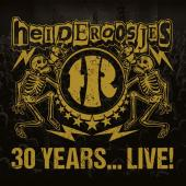 Heideroosjes - 30 Years... Live (Gold Vinyl) (LP)