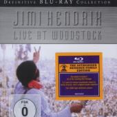 Hendrix, Jimi - Live At Woodstock (BluRay)