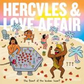 Hercules & Love Affair - Feast Of The Broken Heart (cover)