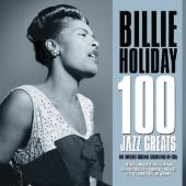 Holiday, Billie - 100 Jazz Greats (4CD)