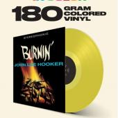 Hooker, John Lee - Burnin' (Transparent Yellow Vinyl) (LP)