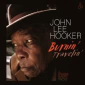 Hooker, John Lee - Travelin' & Burnin (Solid Orange & Yellow Mixed) (2LP)